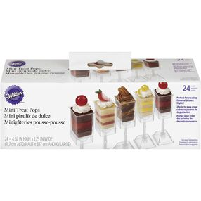Mini Square Treat Pops