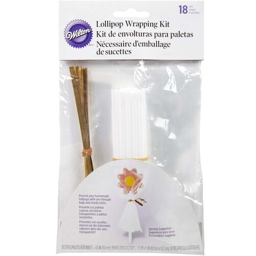 Lollipop Wrapping Kit
