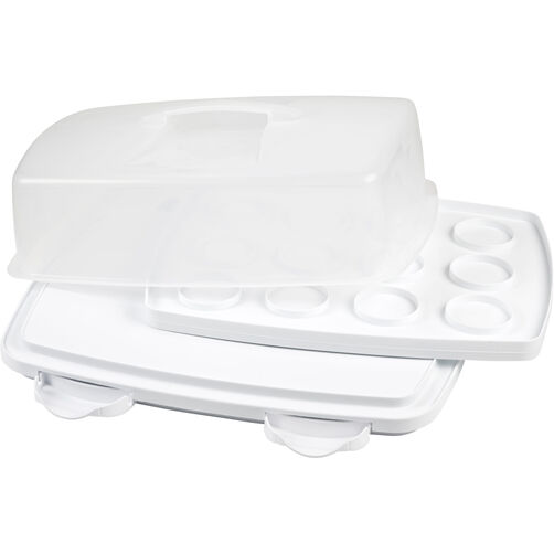 Ultimate 3-IN-1 Cake Caddy