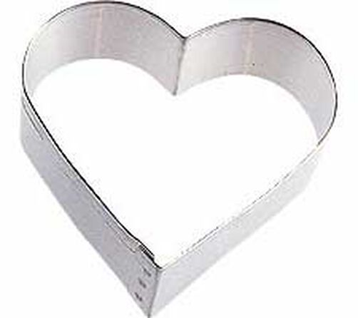 Heart Metal Cutter