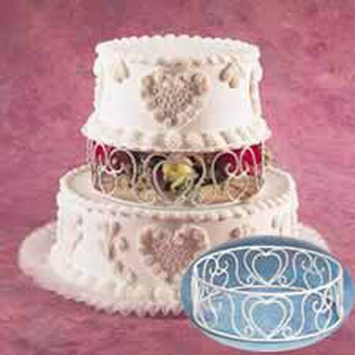 Wire Lace Cake Separator Ring