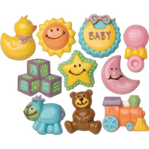Baby Shower Candy Mold