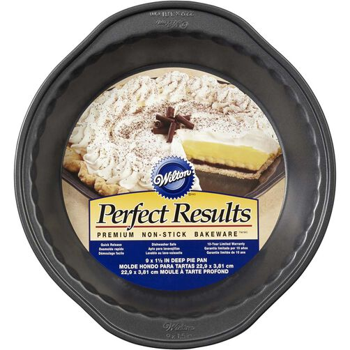 """Perfect Results 9"""" Pie Pan"""