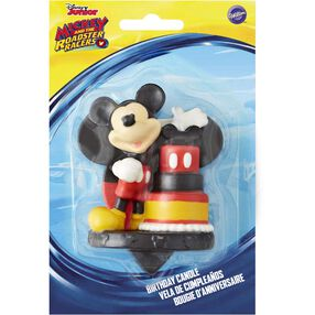 Mickey Roadster Candle