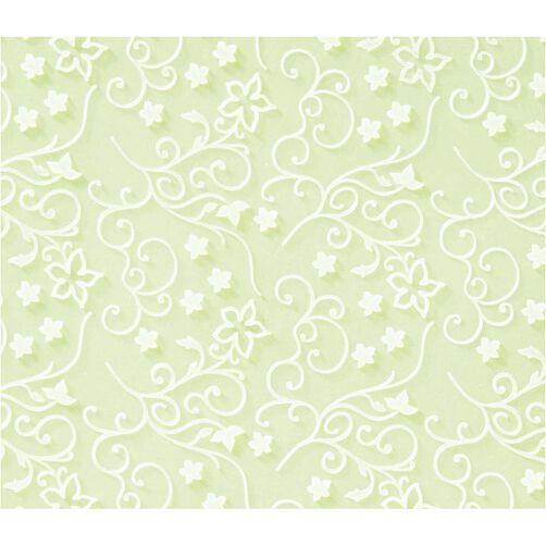 Graceful Vines Fondant Imprint Mat Wilton