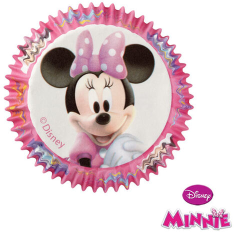 Disney Mickey Mouse Clubhouse Minnie Cupcake Liners