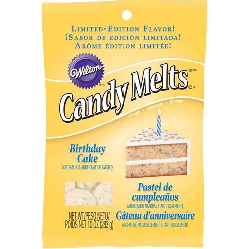 Wilton Birthday Cake Flavored Candy Melts