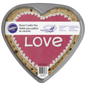 Heart-Shaped Cookie Pan