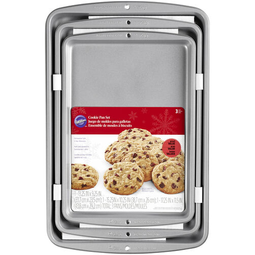 Recipe Right Cookie Sheet Set