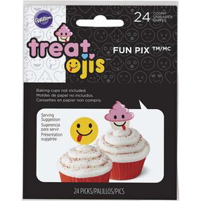 Fun Pix Treatoji in packaging