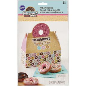 Donut Stand Donut Boxes