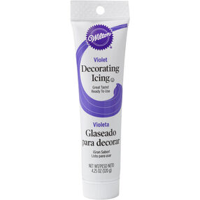 Violet Ready-To-Use Icing Tube