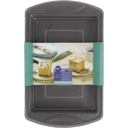 Professional Results 13 x 9 Covered Cake Pan