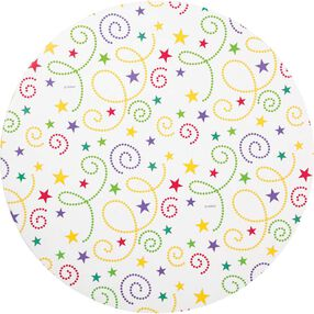 Party Swirl Fashion Cake Boards