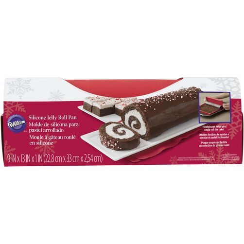 Wilton 9 x 13 Silicone Jelly Roll Pan