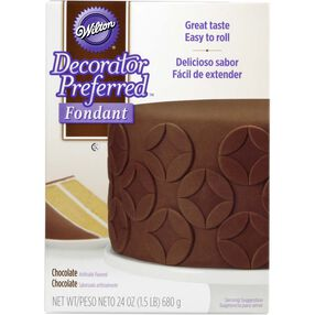 Decorator Preferred Chocolate Fondant