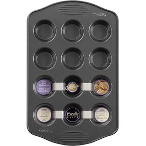 Excelle Elite Non-Stick Mini Muffin Pan