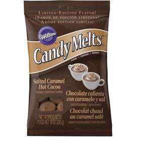 Wilton Salted Caramel Hot Cocoa Candy Melts Candy