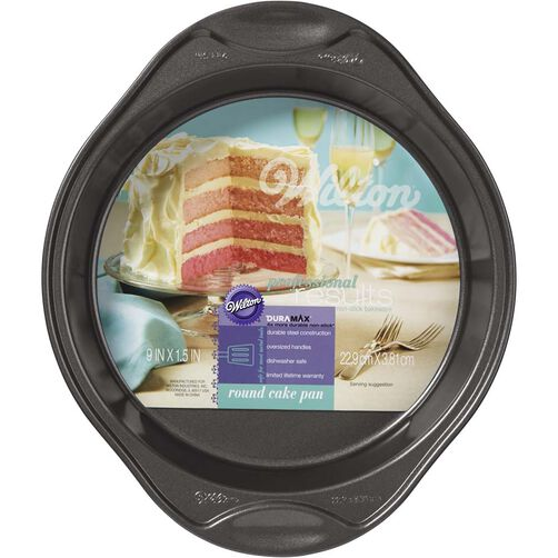 Professional Results 9 Round Cake Pan