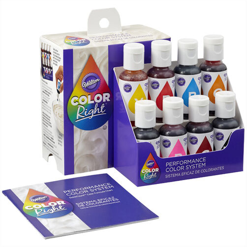 Color Right Food Coloring System | Wilton