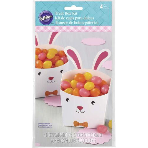 Easter Bunny Treat Boxes