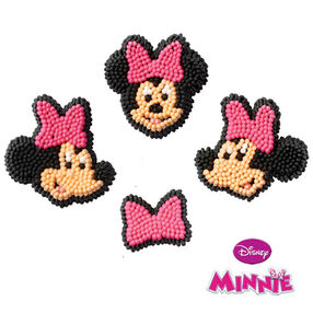 Disney's Mickey Mouse Clubhouse - Minnie Mouse Icing Decorations