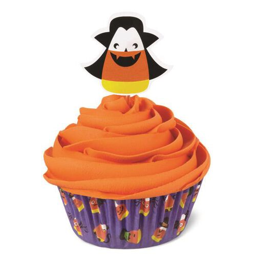 Candy Corn Cupcake Combo Pack
