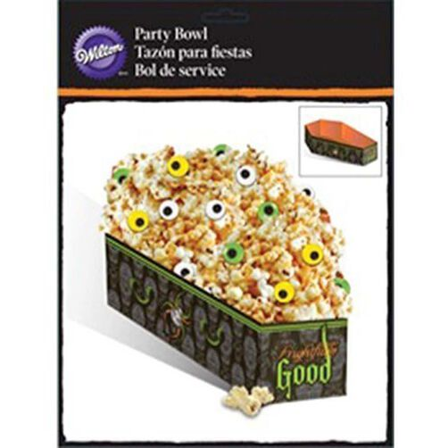 Deadly Soiree Coffin Party Bowl