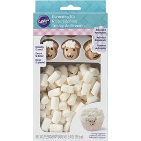 Wooly Lamb Icing Decorating Kit