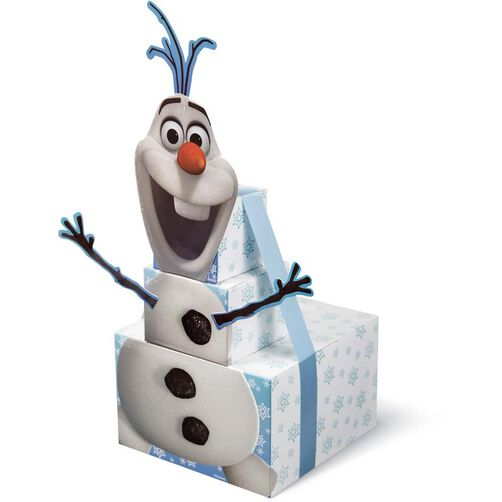 Disney Frozen Stacking Olaf Treat Box Kit