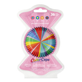 Dylan's Candy Bar Stripes ColorCup Cupcake Liners