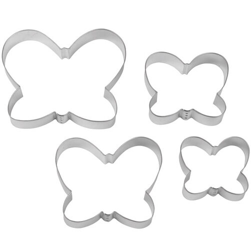 Butterfly Nesting Cookie Cutters
