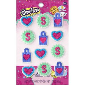 Shopkins Icing Decorations