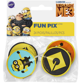 Despicable Me 3 Fun Pix
