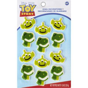 Wilton Disney Pixar Toy Story Candy Decorations