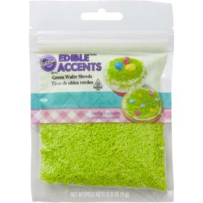 Green Easter Grass Sprinkles