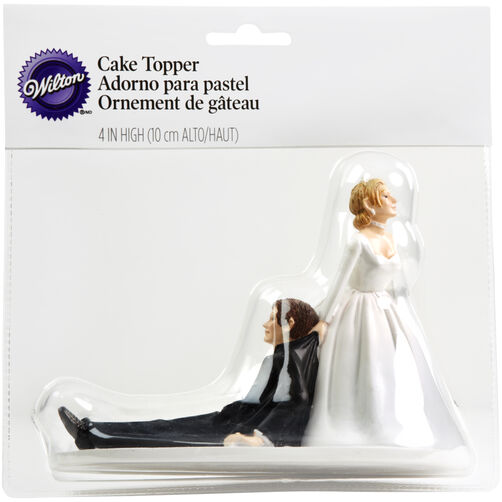 Now I Have You Wedding Cake Topper