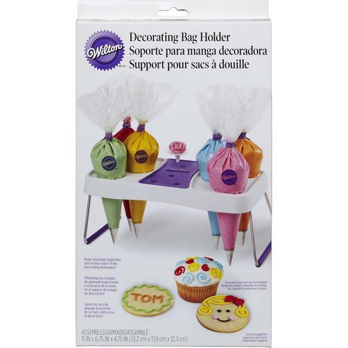 Decorate Smart Piping and Decorating Bag Holder