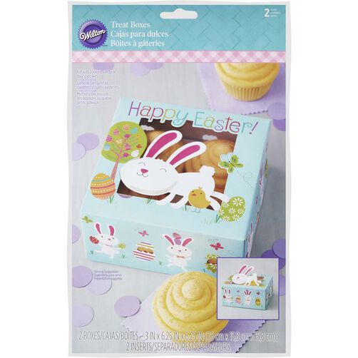 Happy Easter Treat Boxes