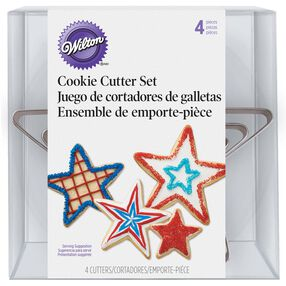 Nesting Stars Cookie Cutters
