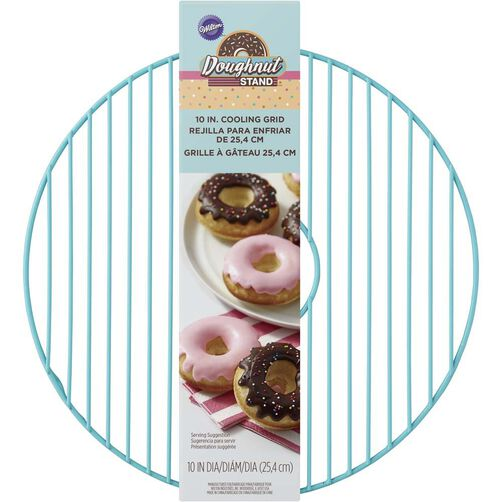 """Donut Stand 10"""" Cooling Rack"""