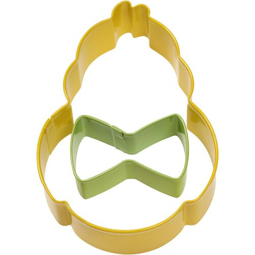 recipe: bow tie cookie cutter [24]