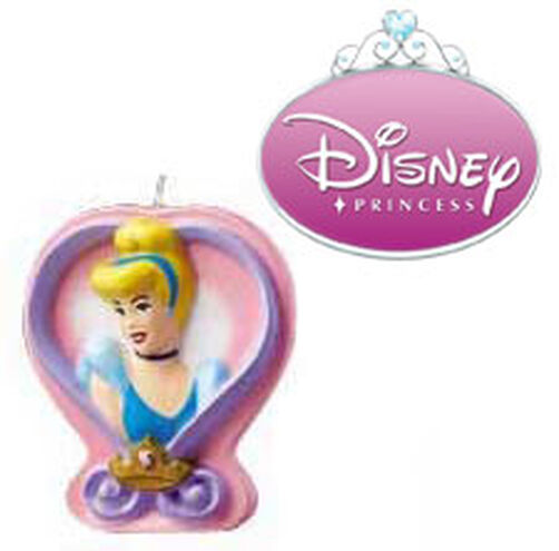 Disney Princess Cinderella Candle