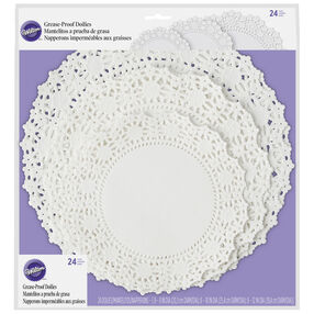 Round Multi Pack Doilies