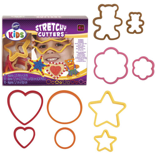 Stretchy Cutters