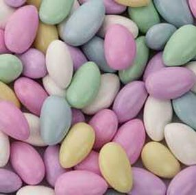 Assorted Jordan Almonds 16 oz. bag