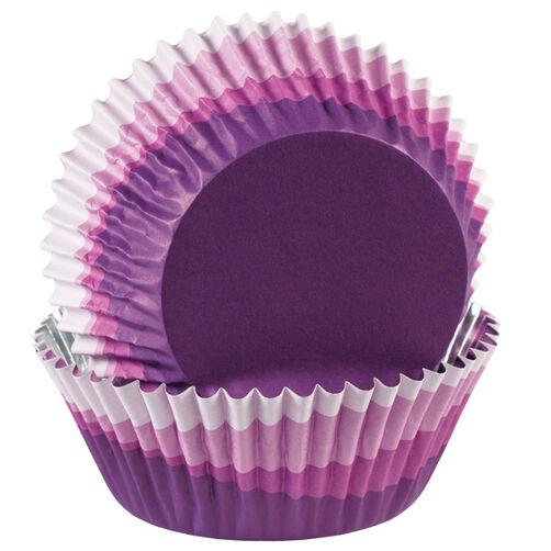 ColorCup Purple Ombre Cupcake Liners