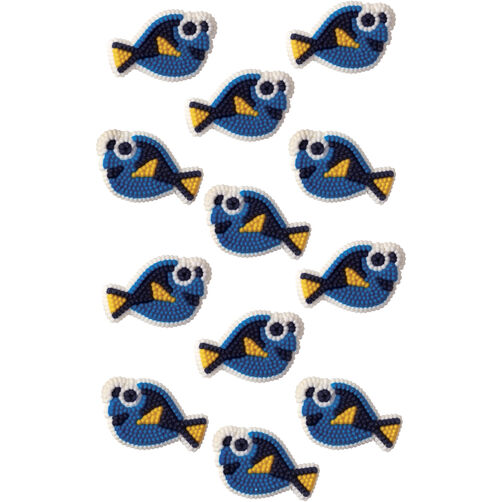 Disney Pixar Finding Dory Icing Decorations