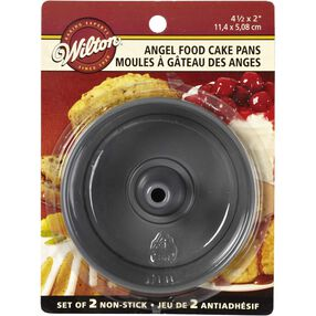 Mini Angel Food Cake Pan Set