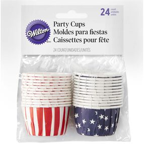 Mini Nut Cups, 24-Count